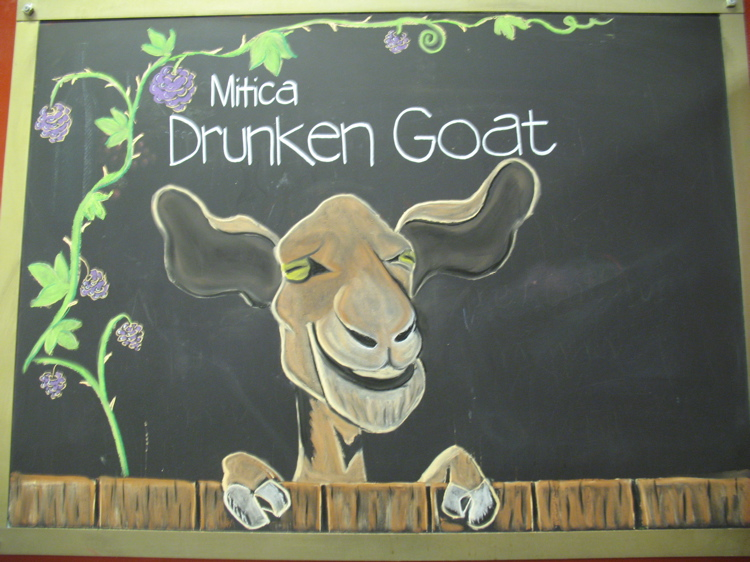 Mitica Drunken Goat